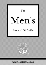 The Men's Essential Oil Guide