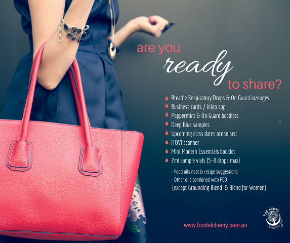 Are you ready to share? graphic, business training, Paul and Vanessa Jean